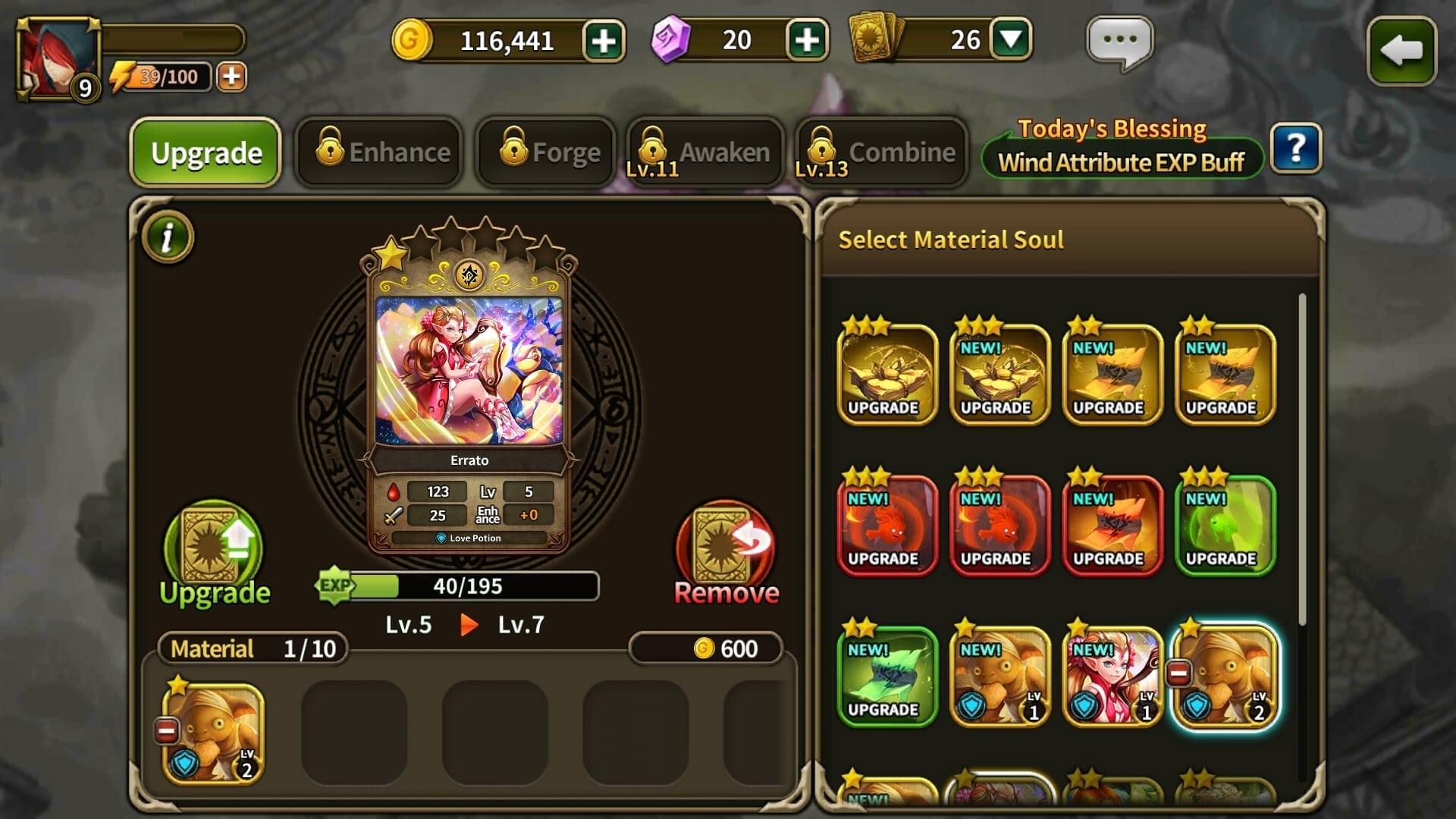 Elune Saga screenshot 3