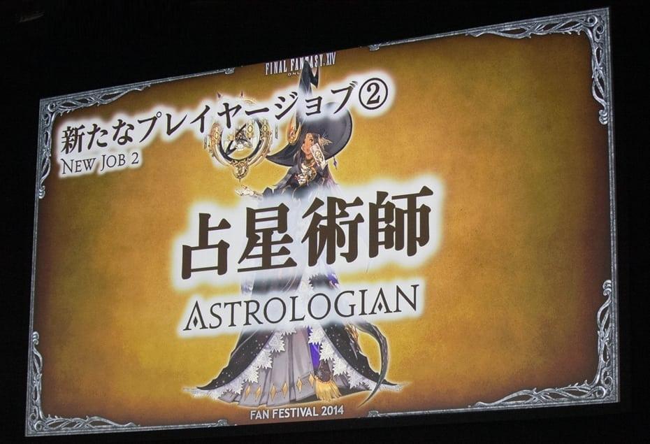 Final Fantasy XIV Heavensward - Astrologian image 1