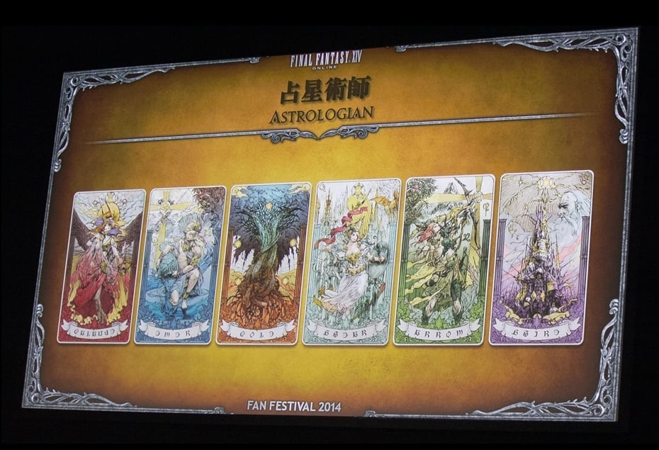Final Fantasy XIV Heavensward - Astrologian image 2