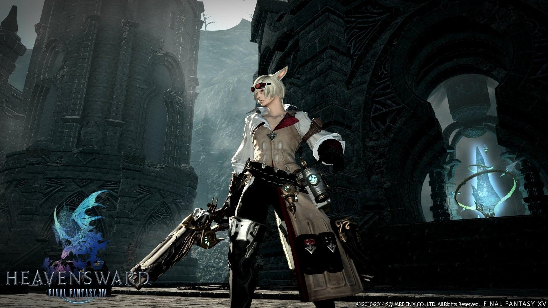 Final Fantasy XIV Heavensward - Machinist image 3