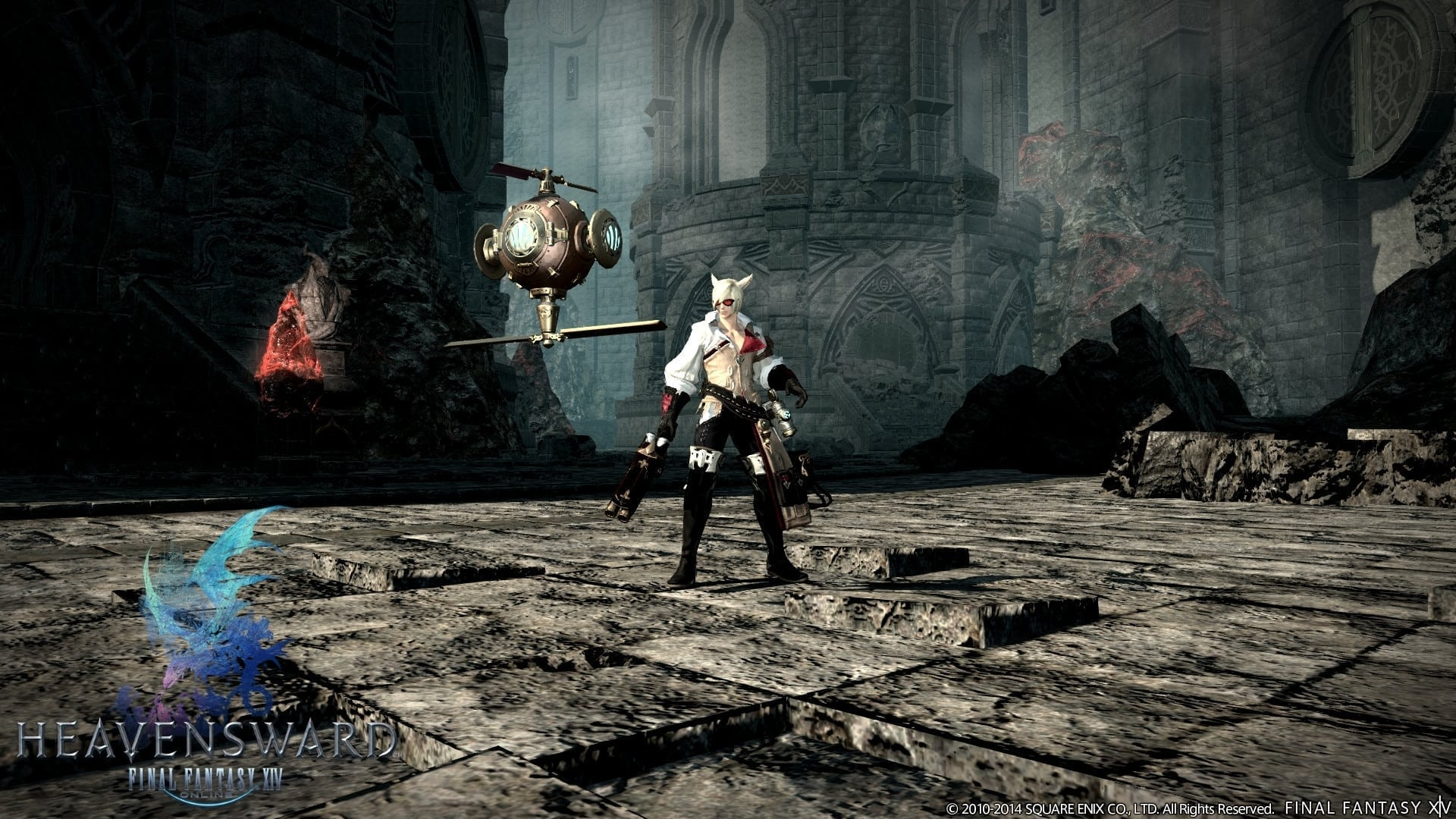 Final Fantasy XIV Heavensward - Machinist image 4