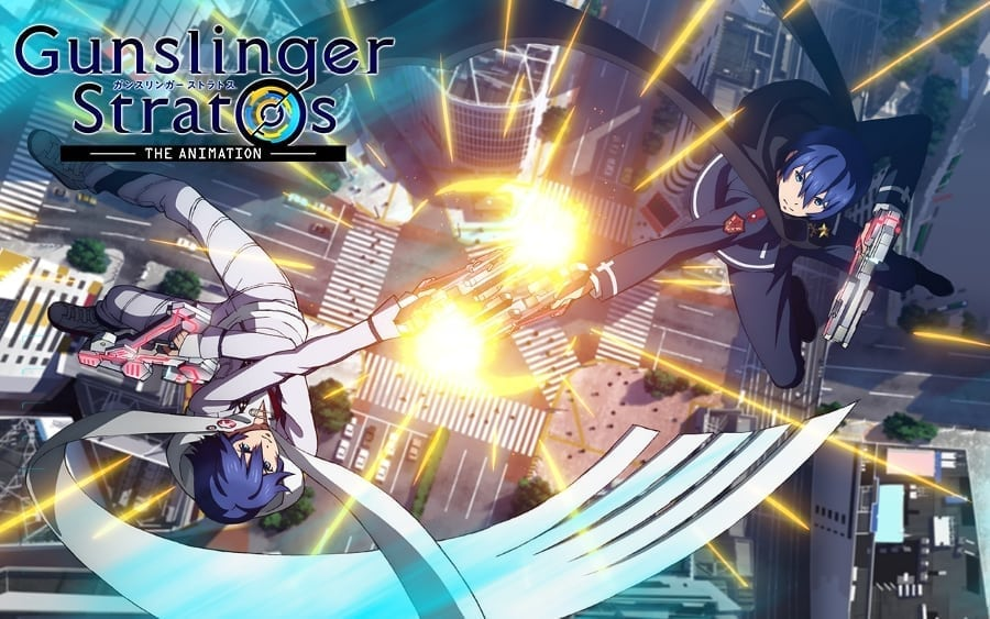 Gunslinger Stratos The Animation image 1
