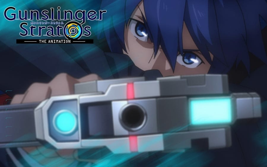 Gunslinger Stratos The Animation image 2