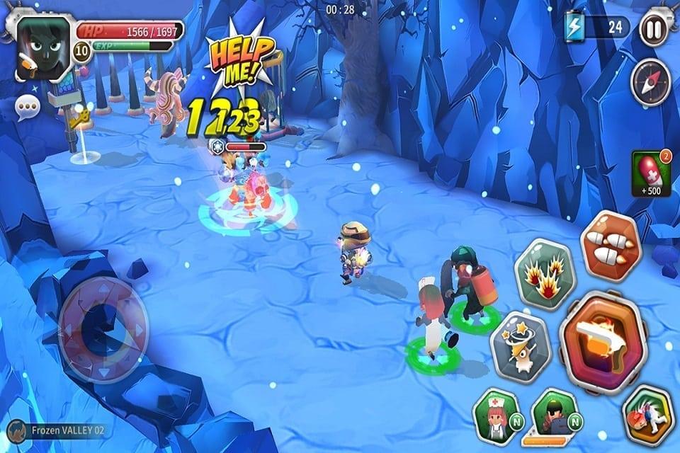 Help Me Jack Atomic Adventure screenshot 2