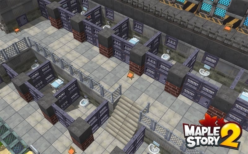 MapleStory 2 - Jail screenshot 1
