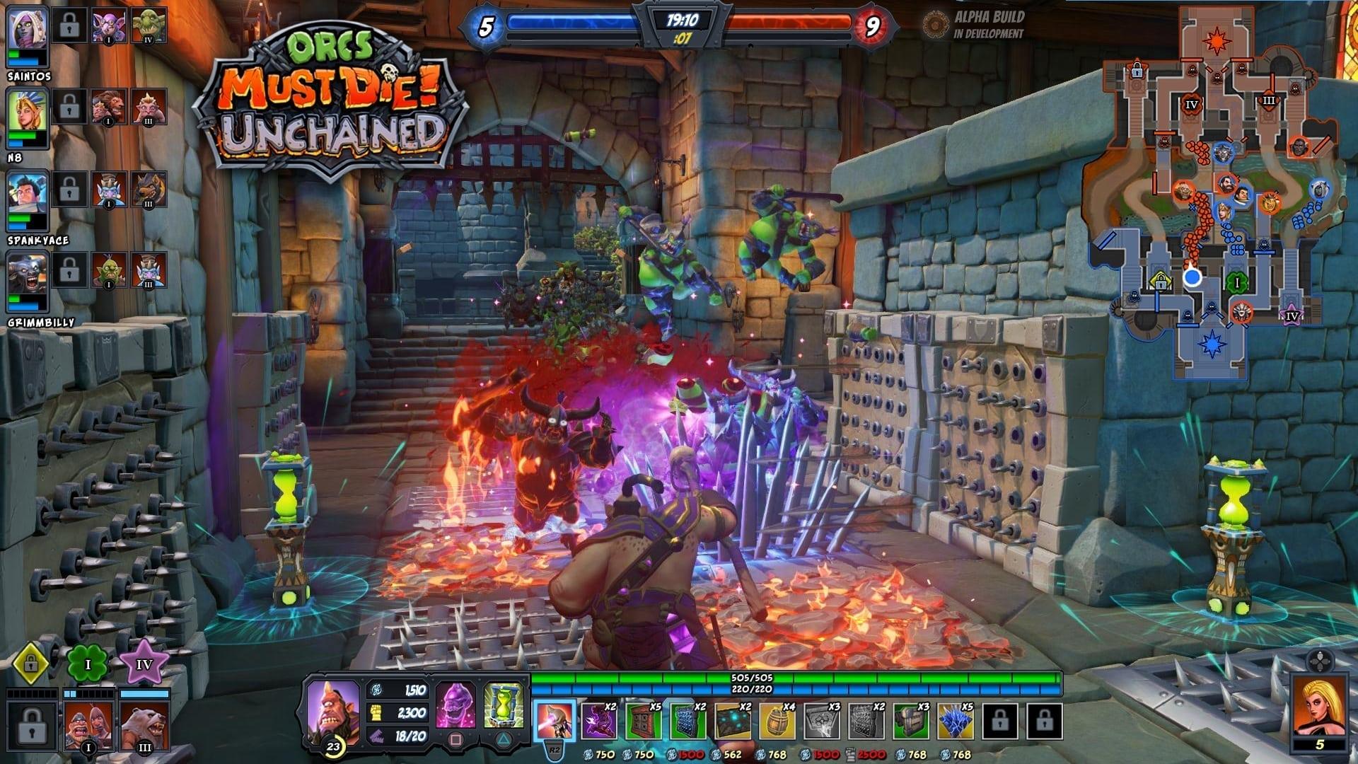 Orcs Must Die Unchained screenshot 1