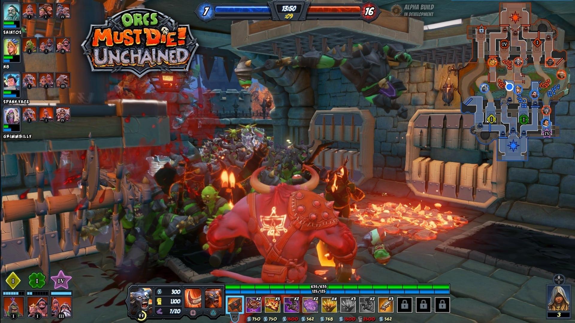 Orcs Must Die Unchained screenshot 2