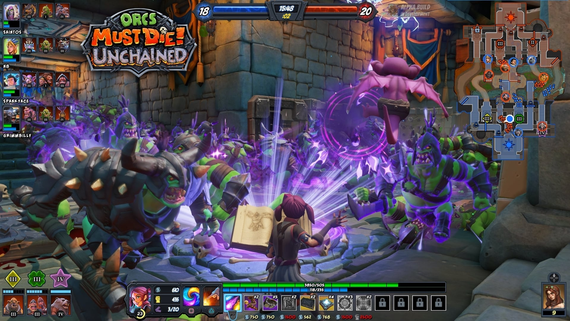 Orcs Must Die Unchained screenshot 3