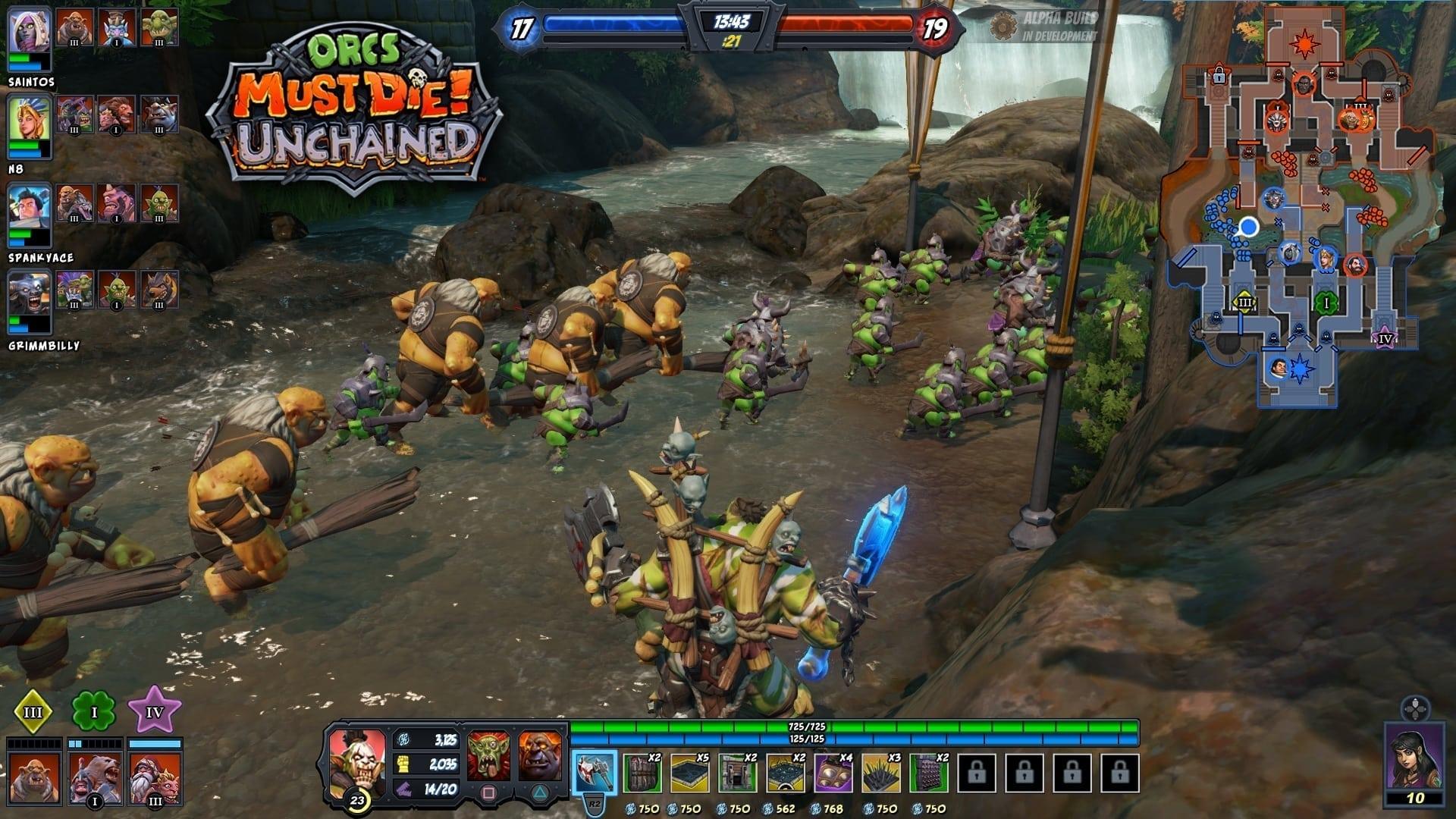 Orcs Must Die Unchained screenshot 4