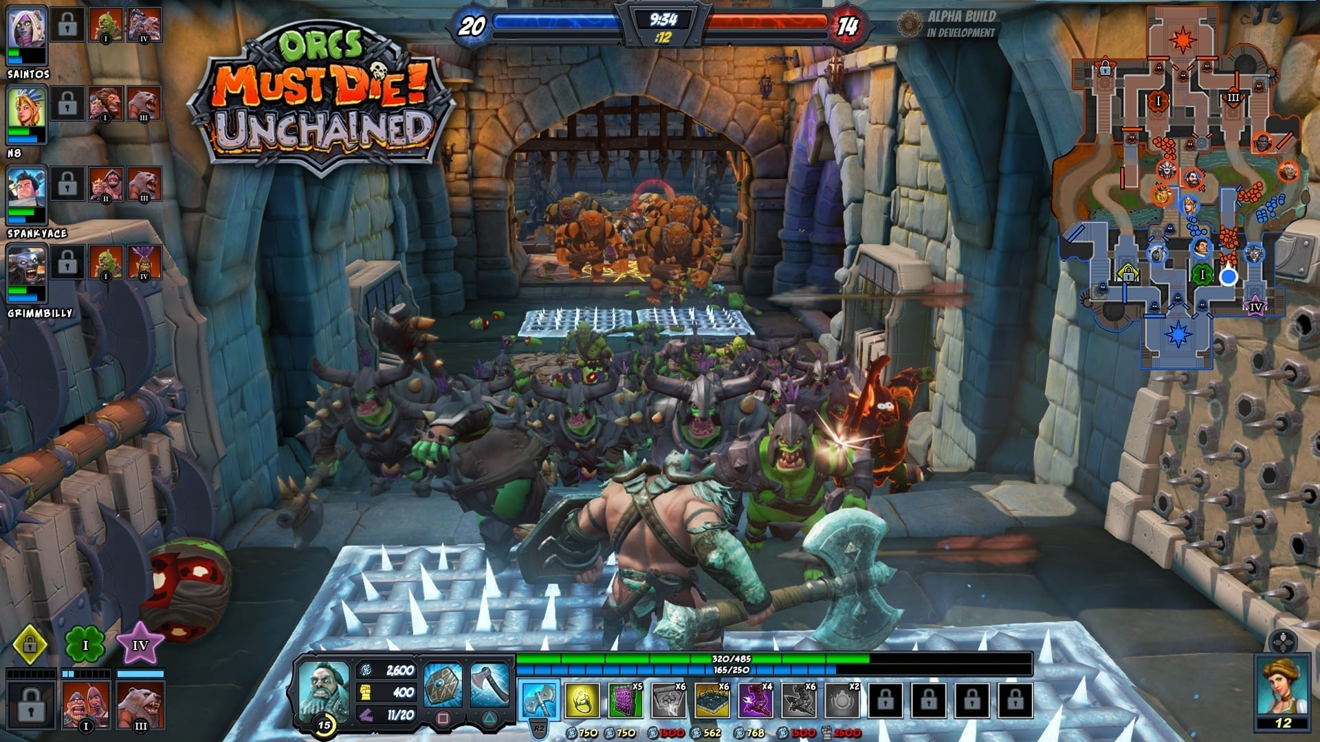 Orcs Must Die Unchained screenshot 5