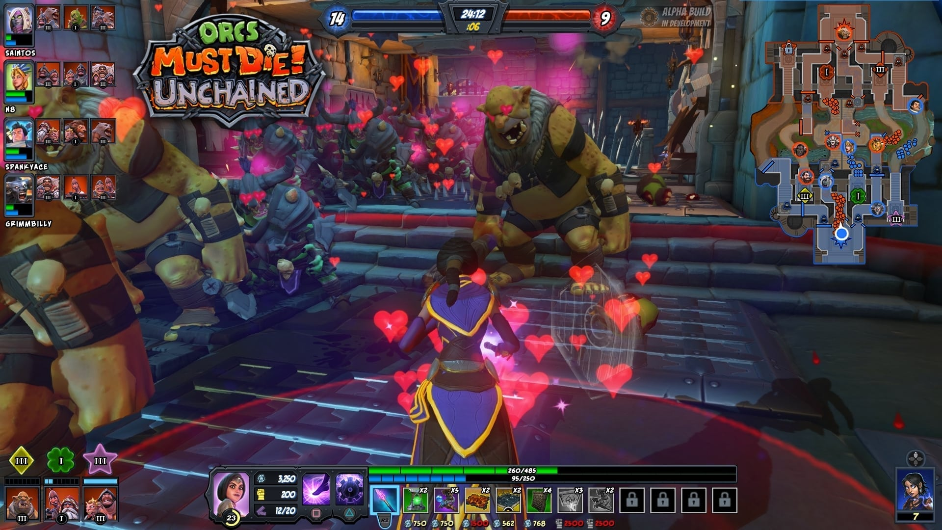 Orcs Must Die Unchained screenshot 6