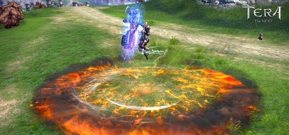TERA - Arcane Gunner screenshot 2