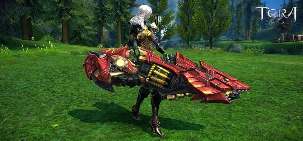 TERA - Arcane Gunner screenshot 7