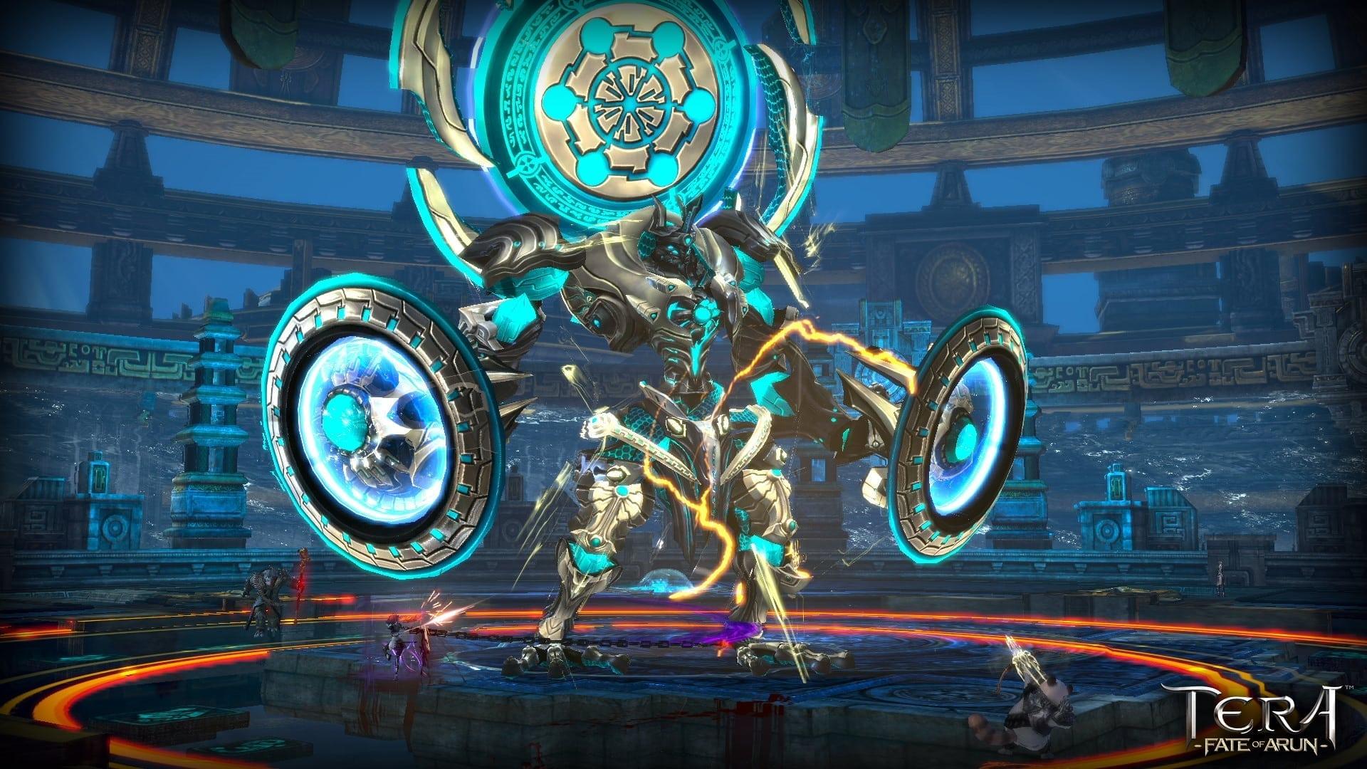 TERA - Fate of Arun screenshot 1