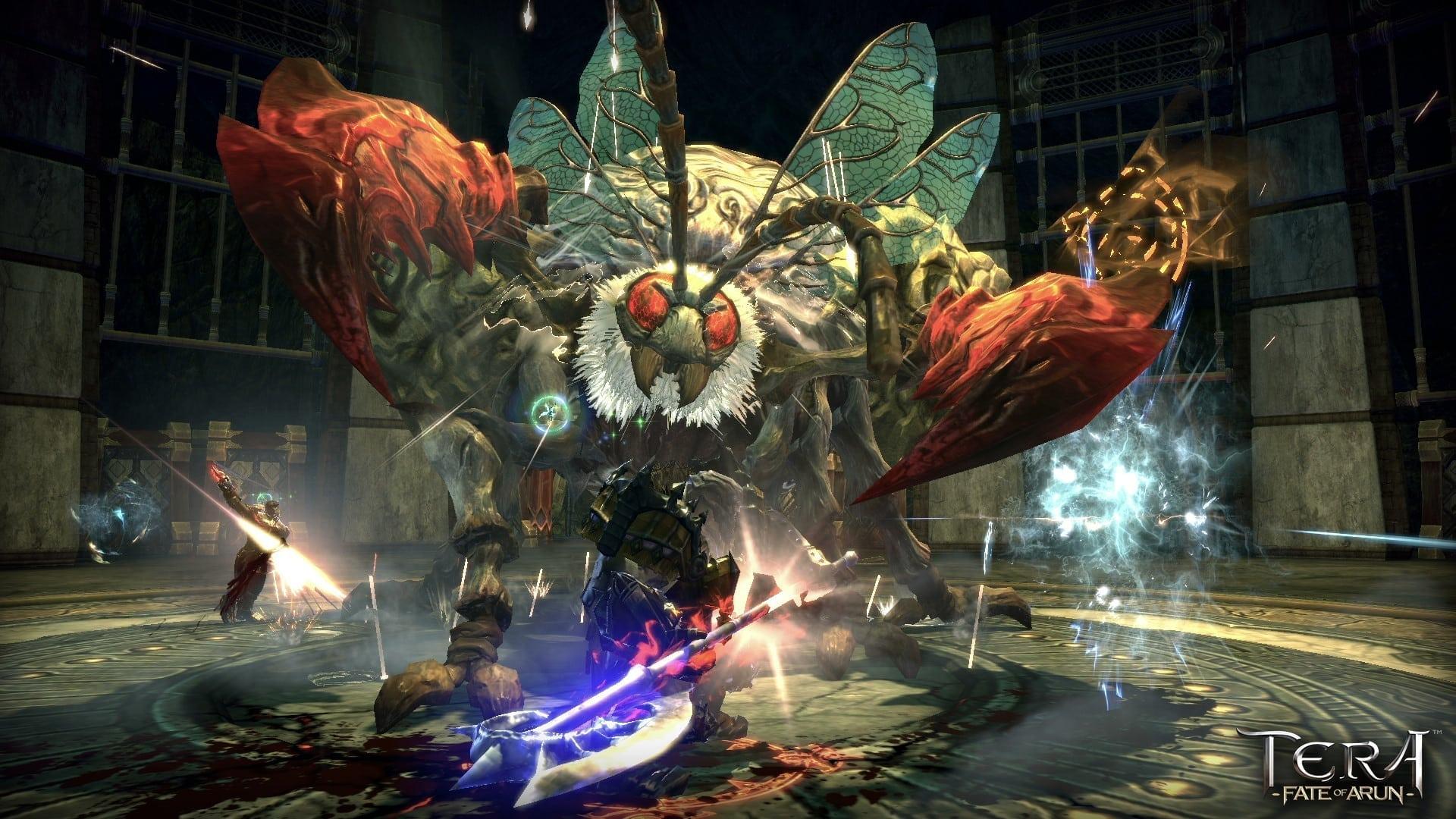 TERA - Fate of Arun screenshot 2