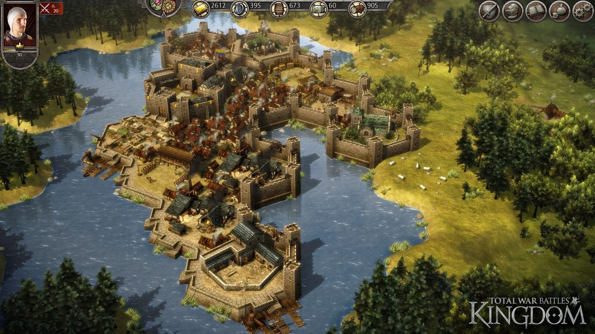 Total War Battles Kingdom screenshot 1
