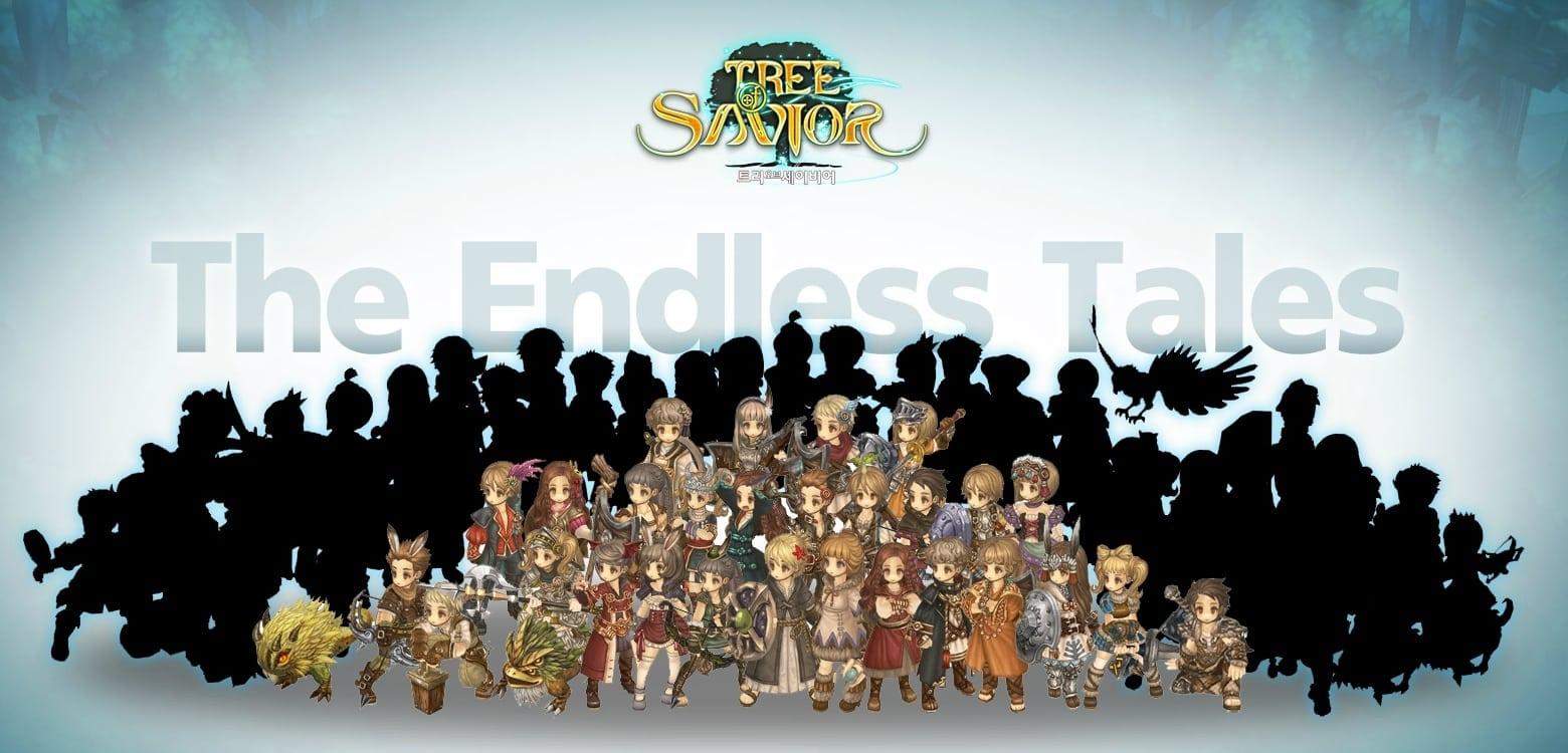 Tree of Savior promo image
