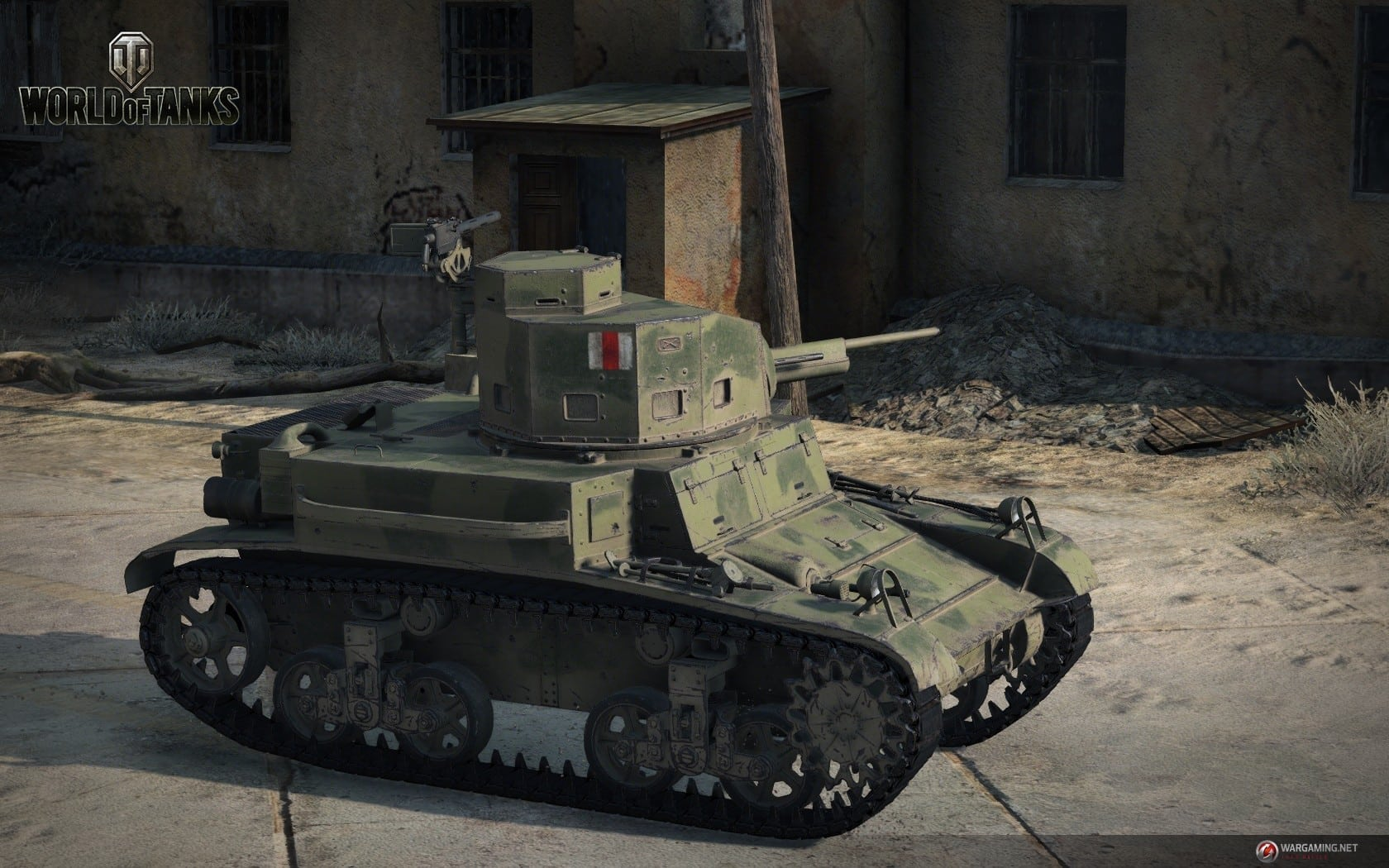 World of Tanks - Update 9.5 new tank 1