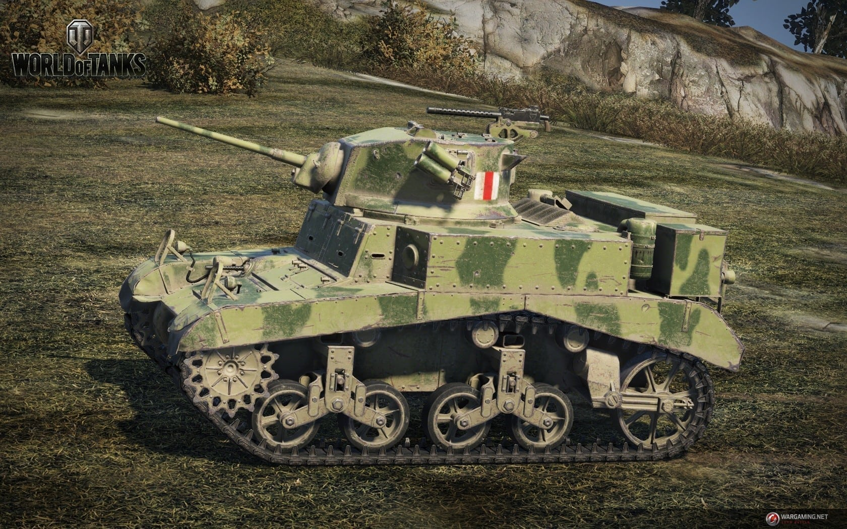 World of Tanks - Update 9.5 new tank 2