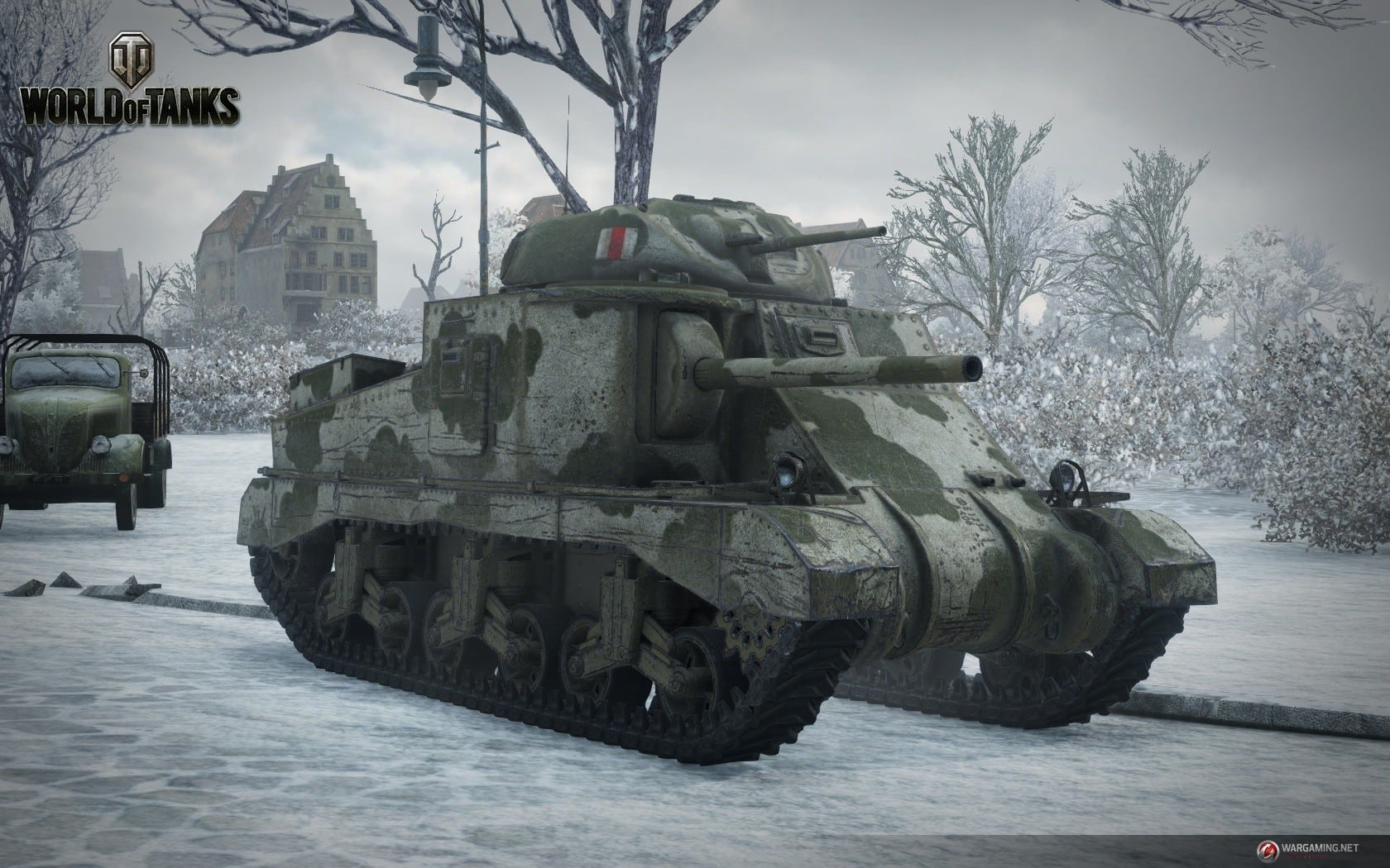 World of Tanks - Update 9.5 new tank 3