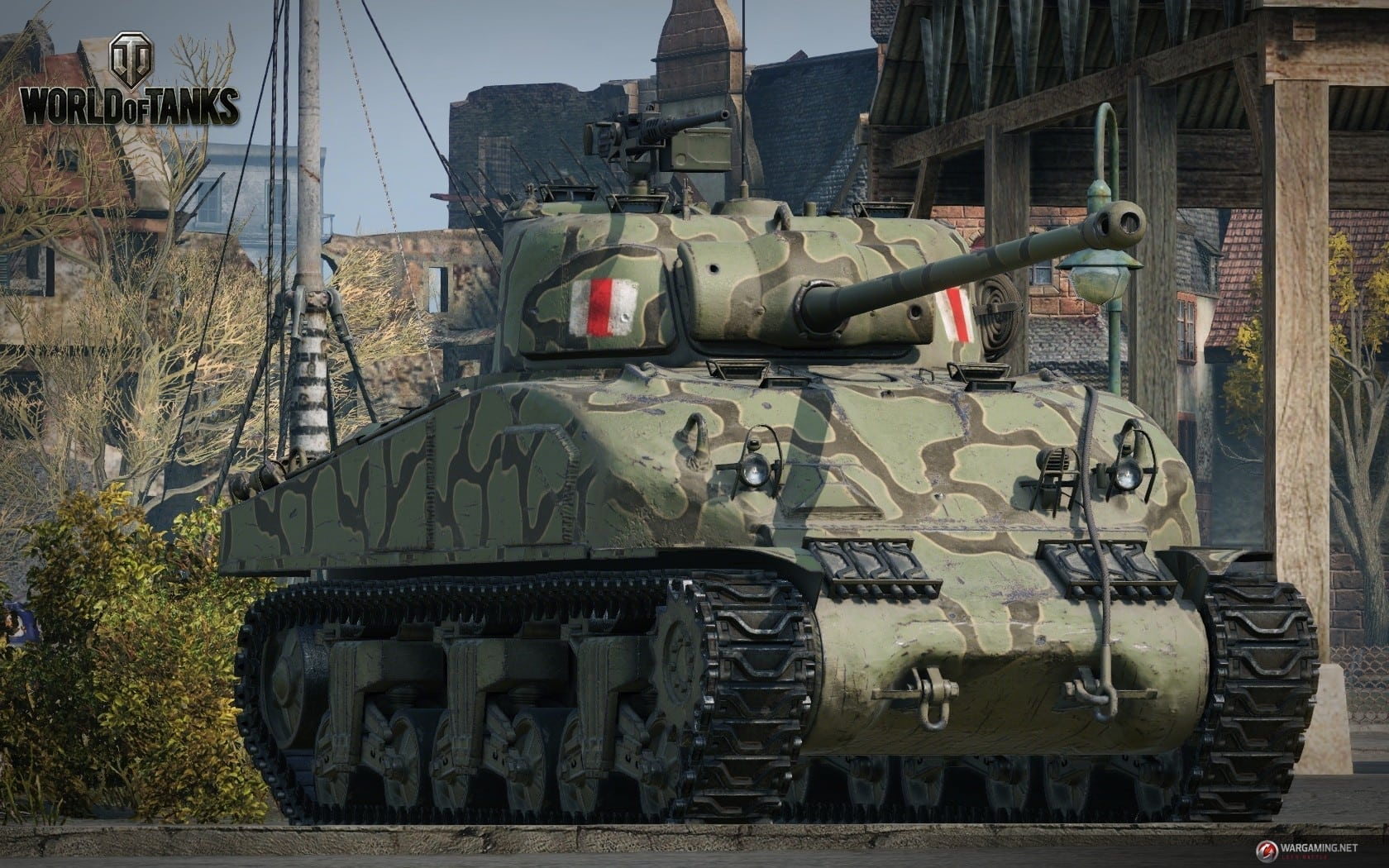 World of Tanks - Update 9.5 new tank 5