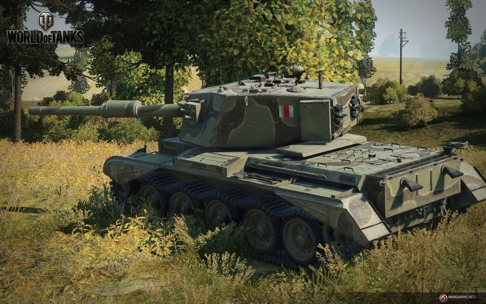 World of Tanks - Update 9.5 new tank 6