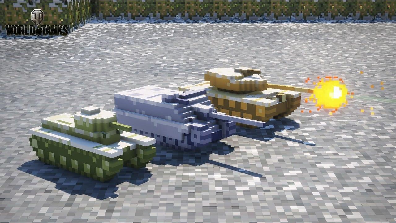 World of Tanks - Winter Showdown screenshot 1