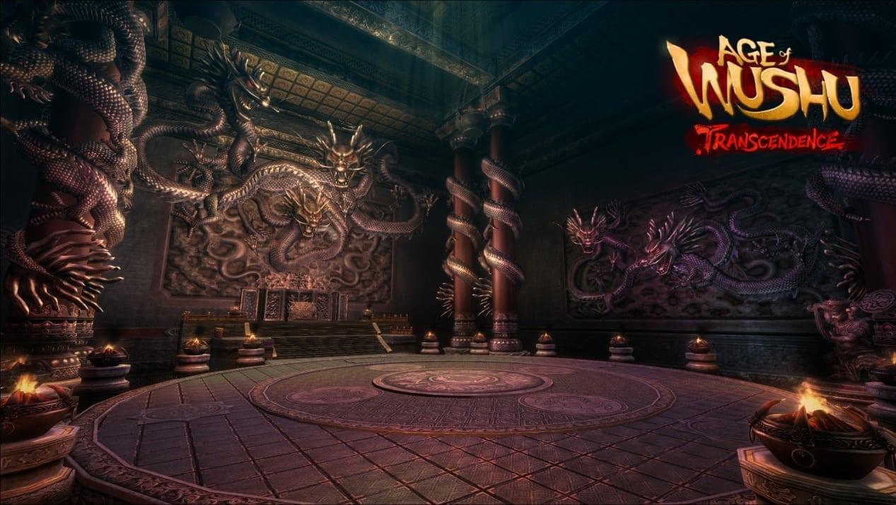 Age of Wushu - Delightful island instance