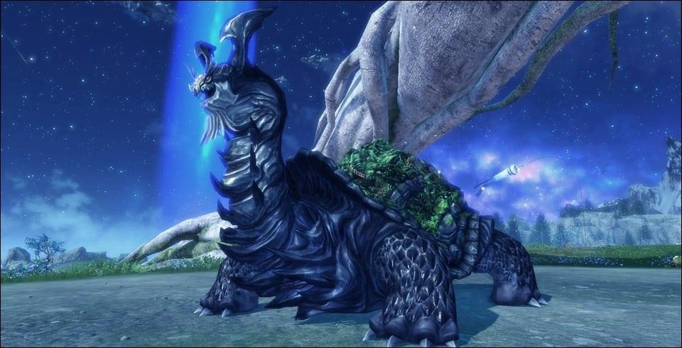 Blade & Soul - 24-man raid Spirit Turtle screenshot 1