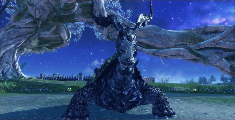 Blade & Soul - 24-man raid Spirit Turtle screenshot 2