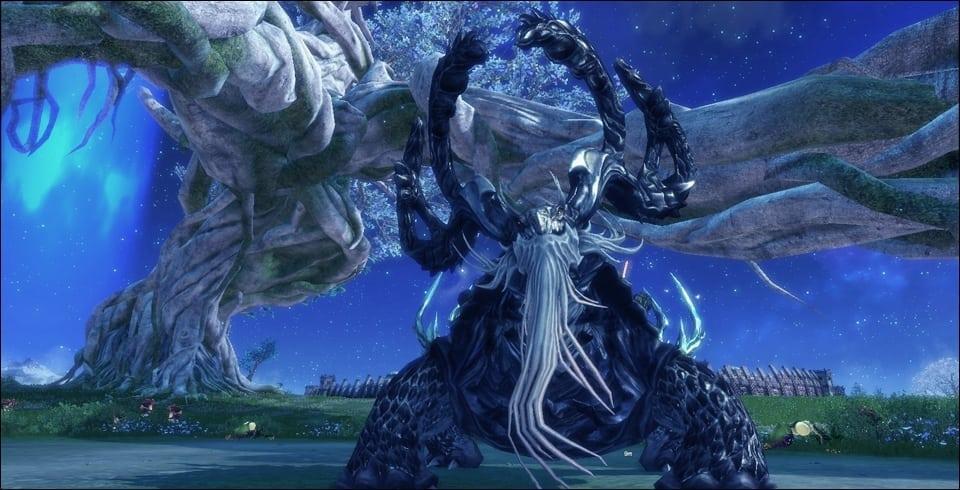 Blade & Soul - 24-man raid Spirit Turtle screenshot 3