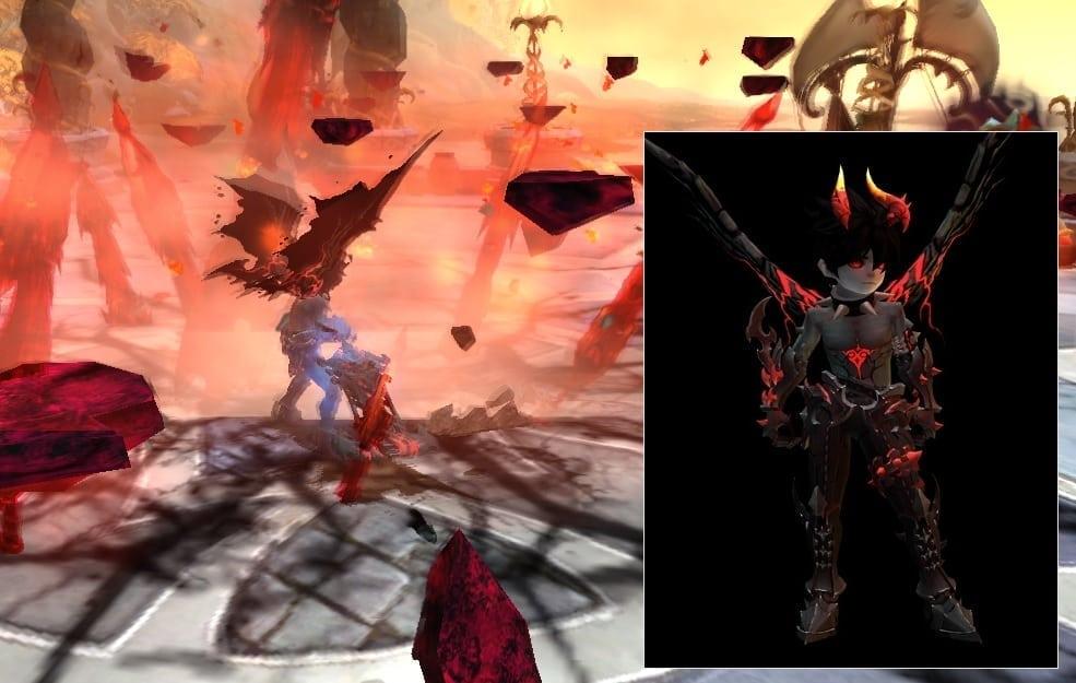 Dragon Nest Dark Avenger