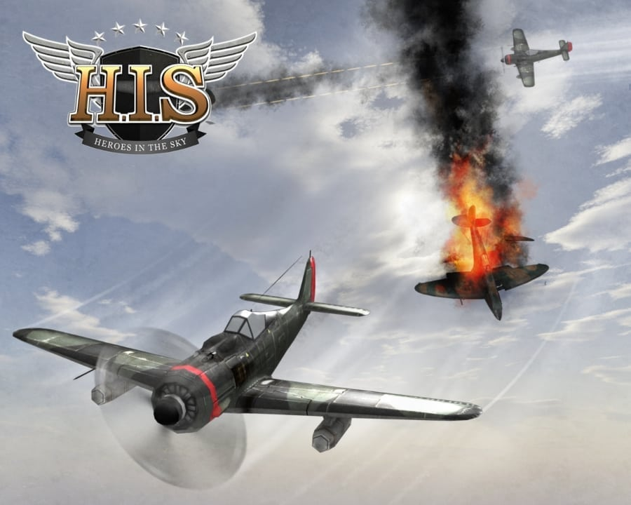 Heroes in the Sky image 3