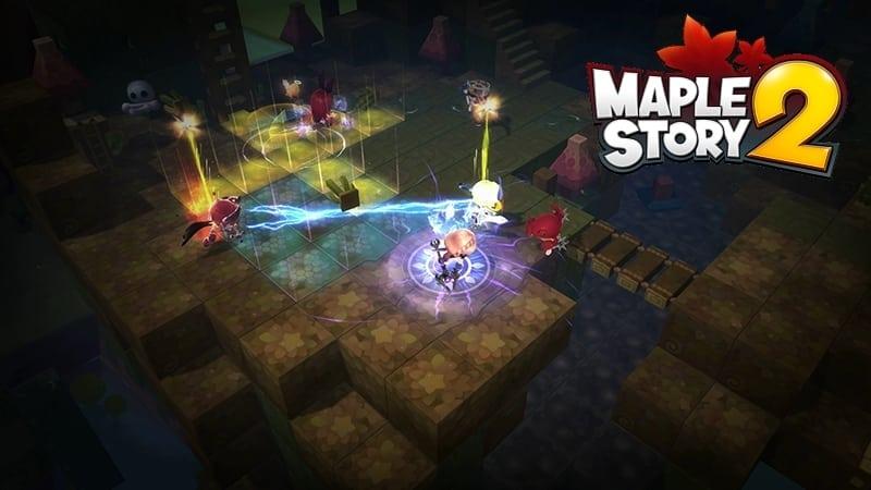 MapleStory 2 PvP image 3