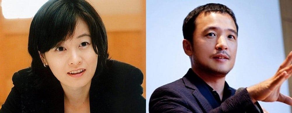 NCsoft - Yoon Song-yee and Kim Taek-jin