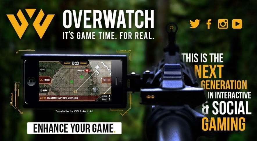 Overwatch social game