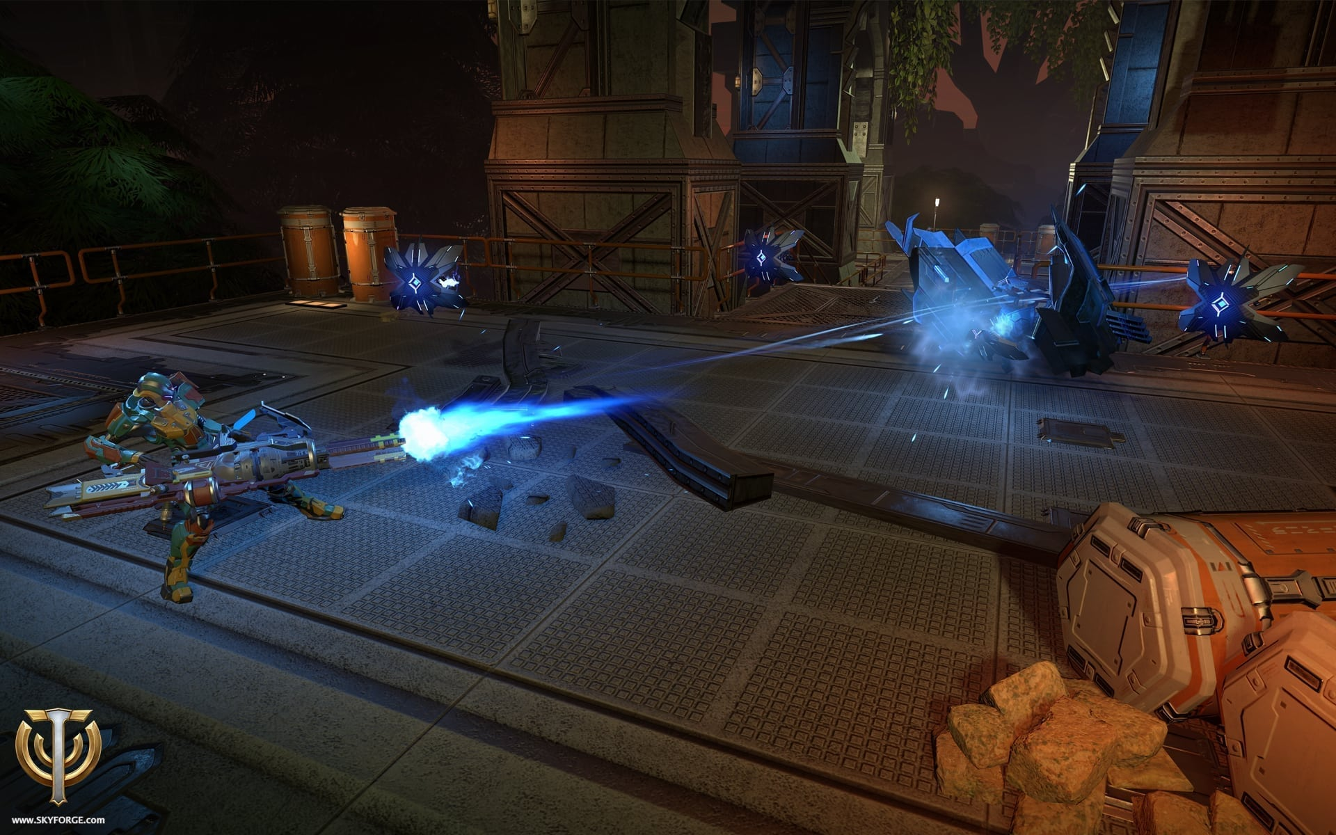 Skyforge - Gunner screenshot 3