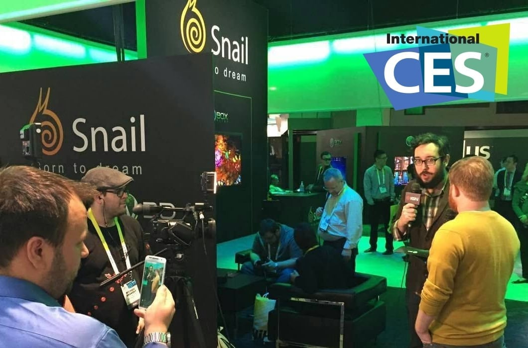 Snail Games at CES 2015