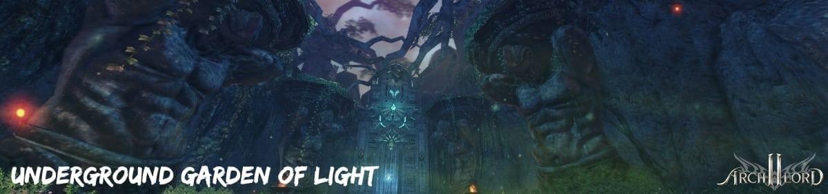 Archlord 2 - Underground Garden of Light