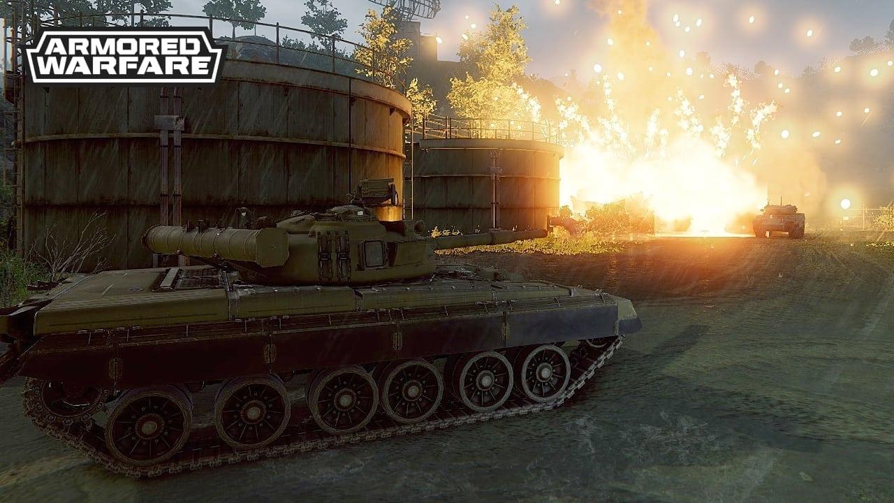 Armored Warfare - Ghost Fields screenshot 2
