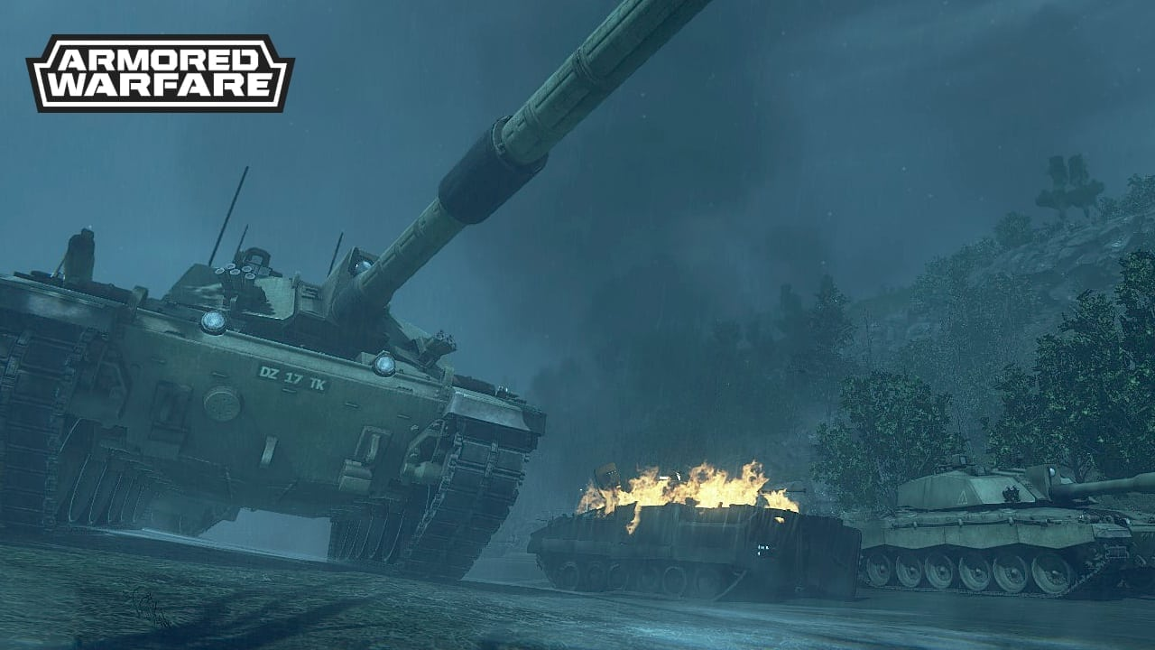 Armored Warfare - Ghost Fields screenshot 3