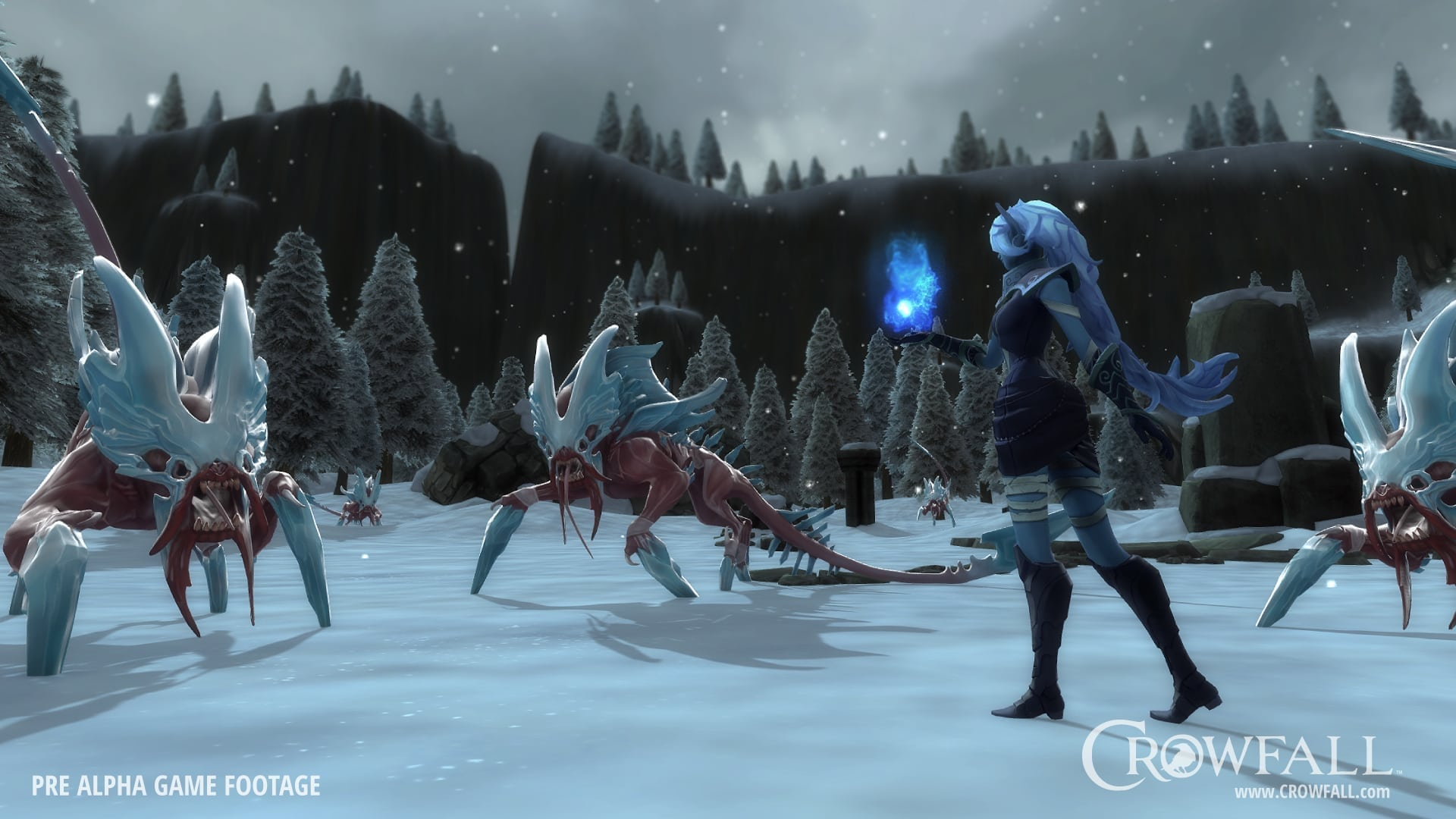 Crowfall - Gameplay screenshot 1