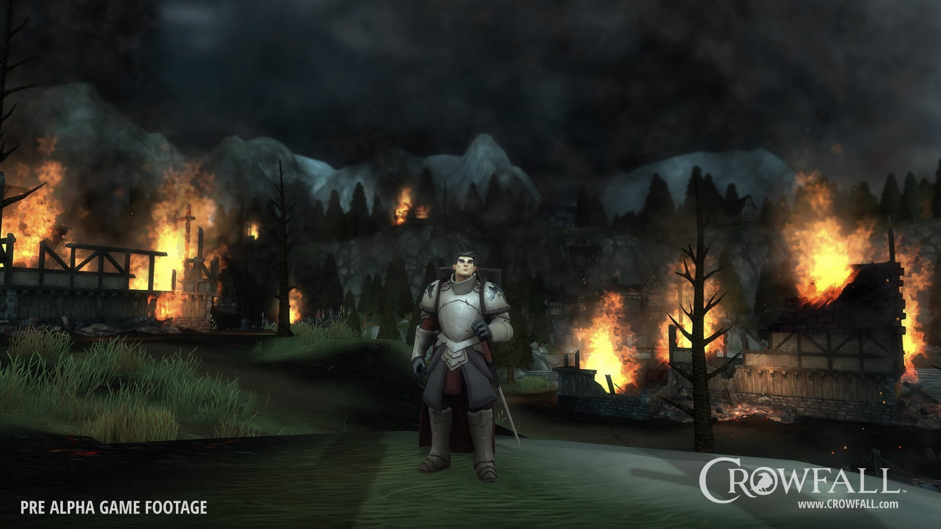 Crowfall - Gameplay screenshot 2