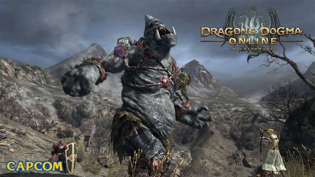 Dragon's Dogma Online - Colossus screenshot 1