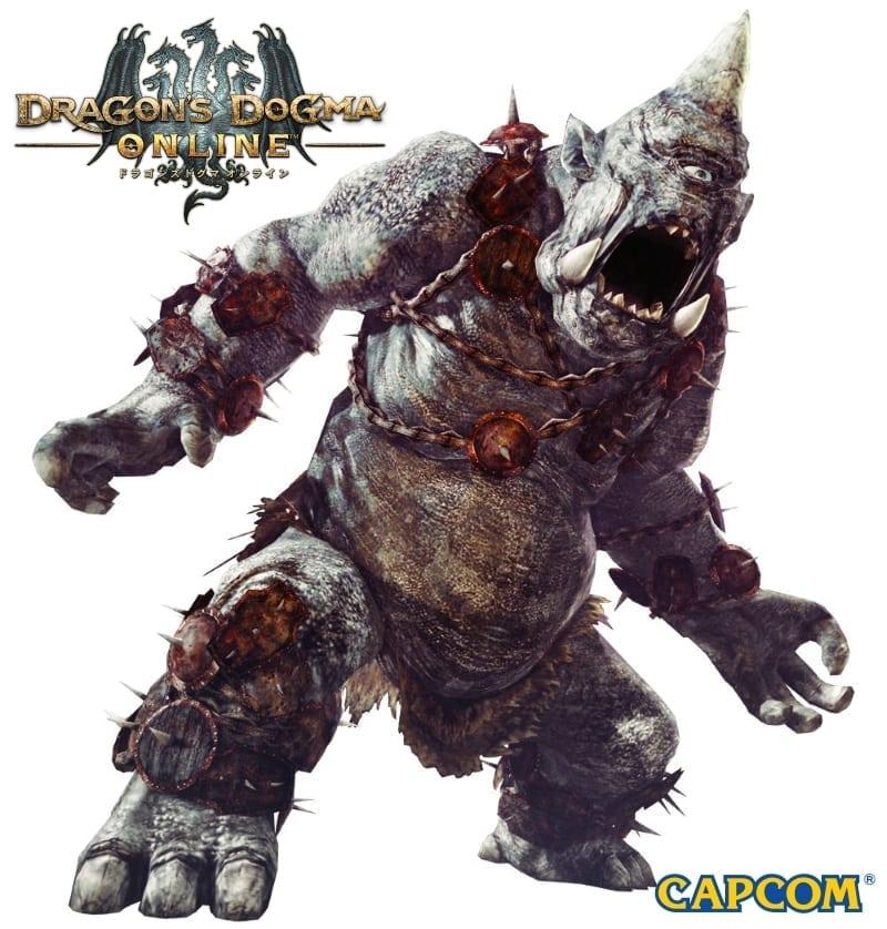Dragon's Dogma Online - Colossus