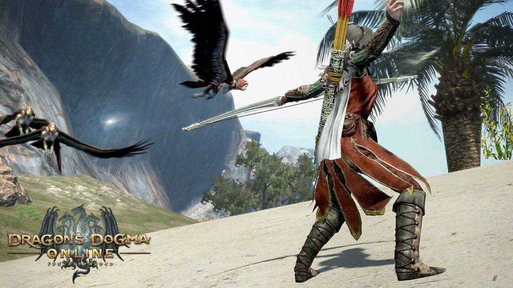 Dragon's Dogma Online - Hunter screenshot 1