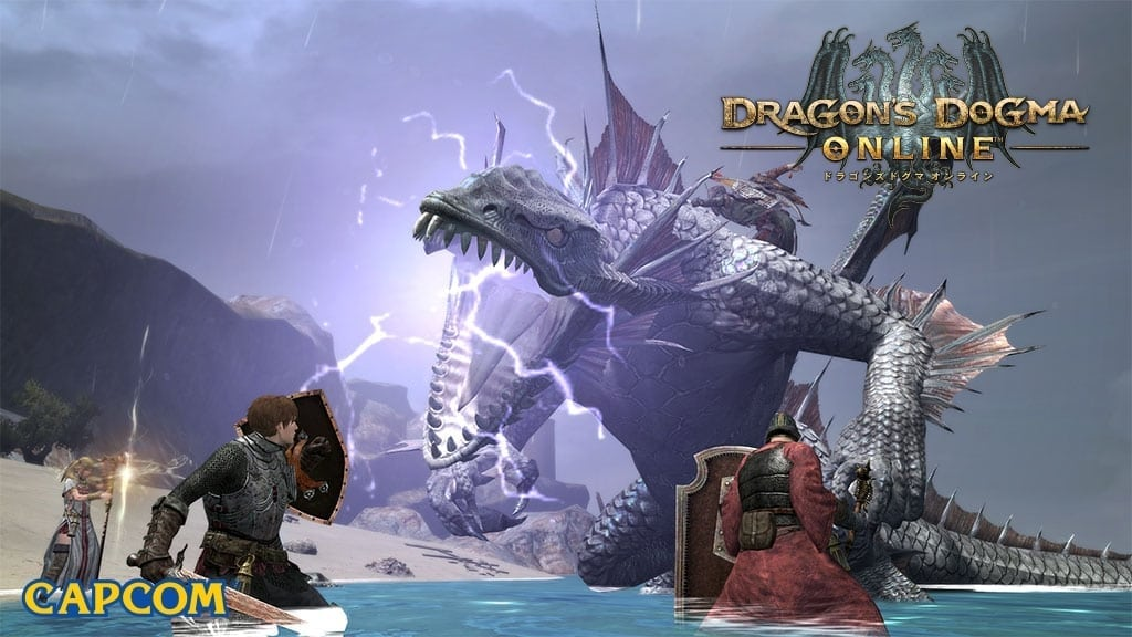 Dragon's Dogma Online - Lindwurm screenshot 1