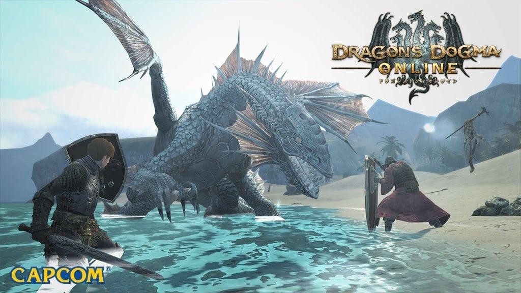 Dragon's Dogma Online - Lindwurm screenshot 2