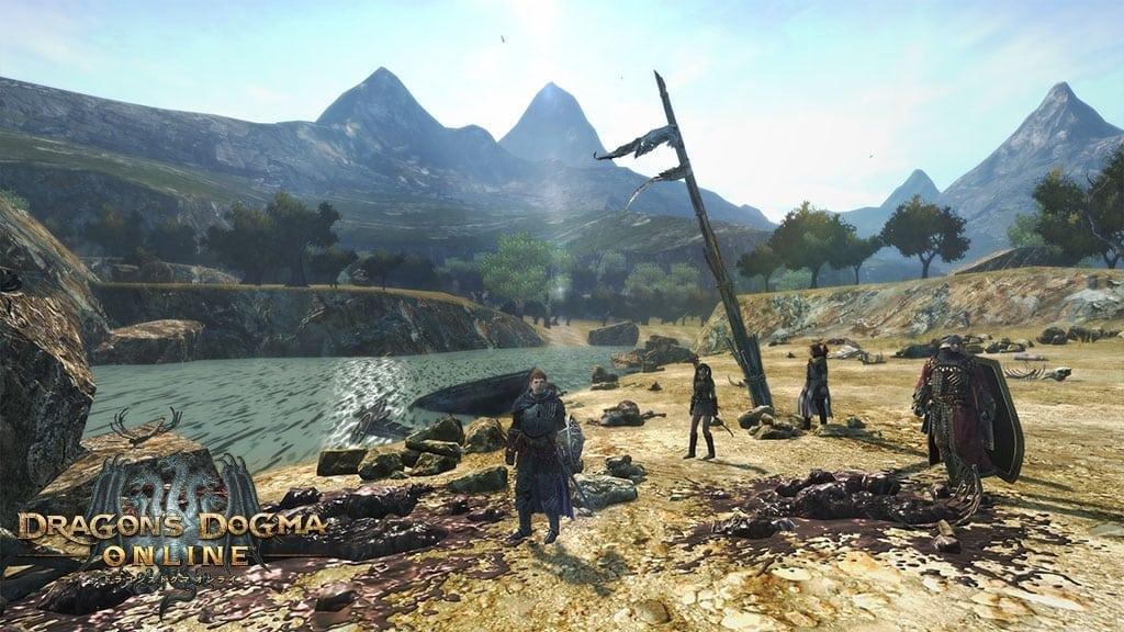 Dragon's Dogma Online - Map screenshot 1