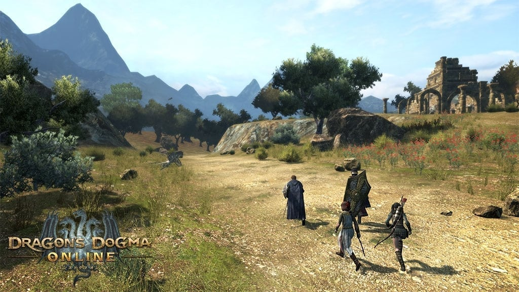 Dragon's Dogma Online - Map screenshot 2